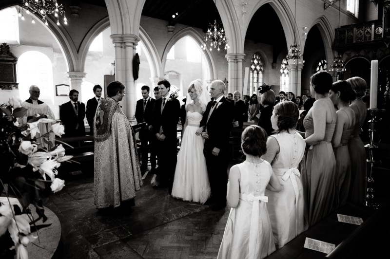 Wedding Photojournalism in Surrey