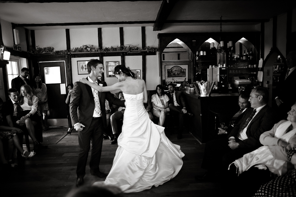 first dance wedding photography in kent