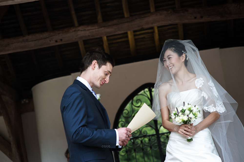 Wedding Photographers in Kent at Eastwell Manor
