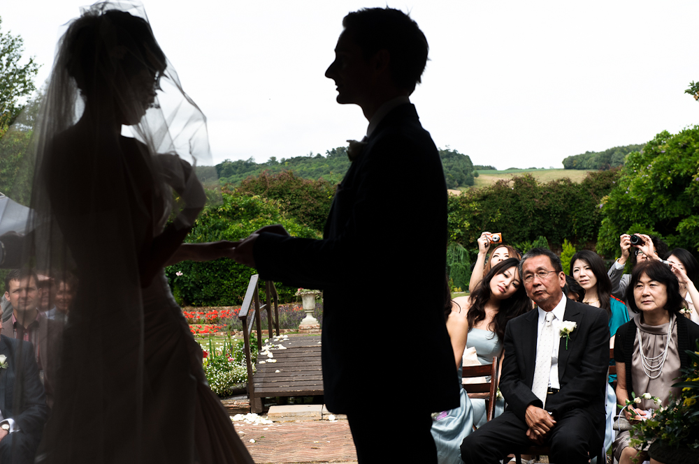 Documentary Wedding Photography at Eastwell Manor