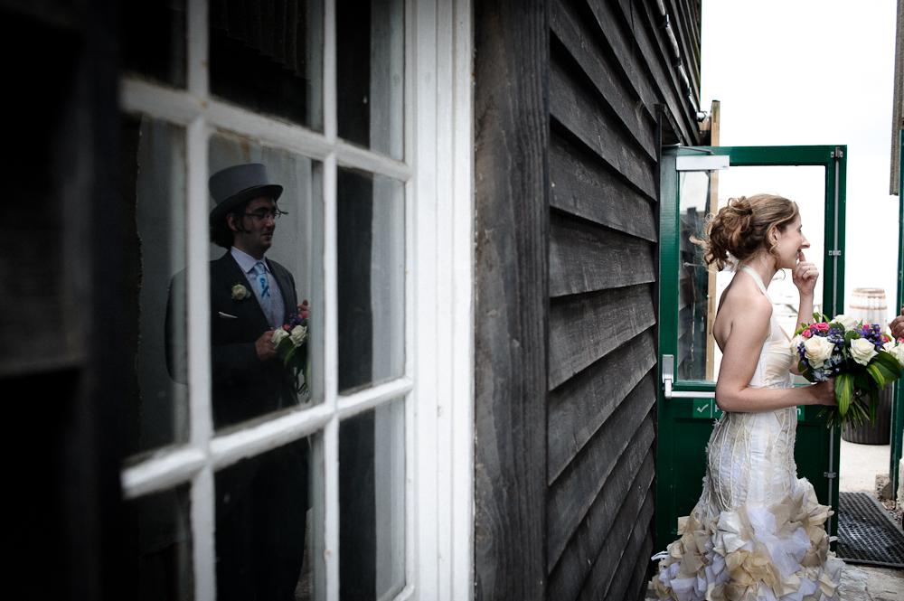 Documentary Wedding photographers in Kent