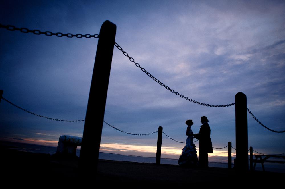 Artistic Kent wedding photographer