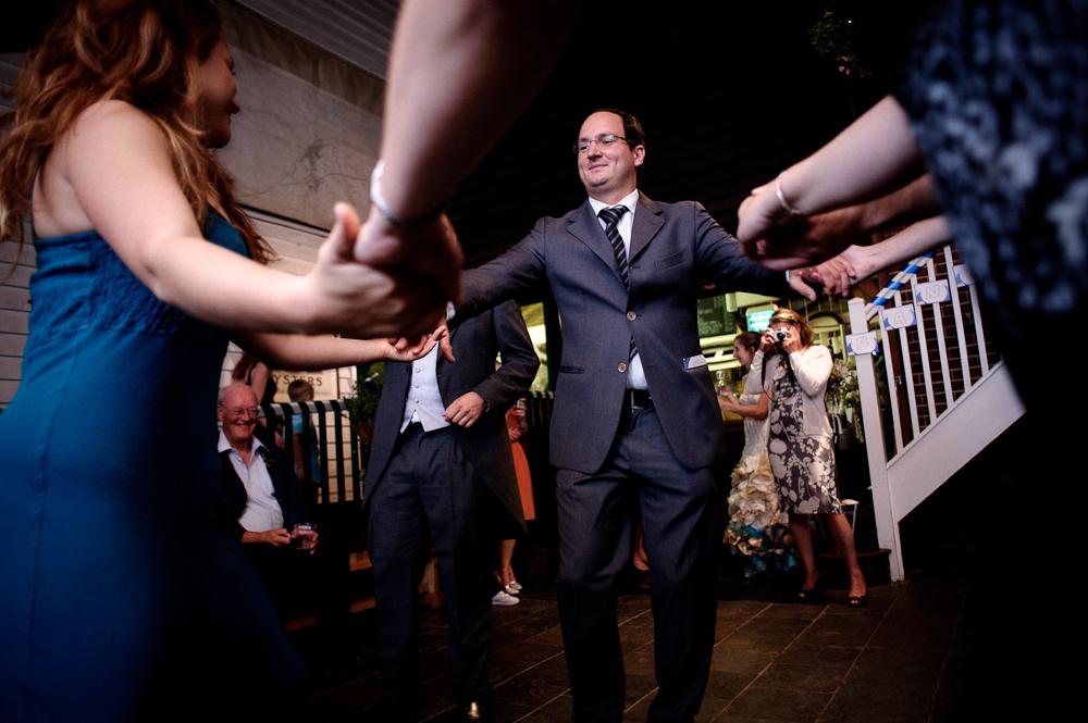 Wedding at The Lobster Shack