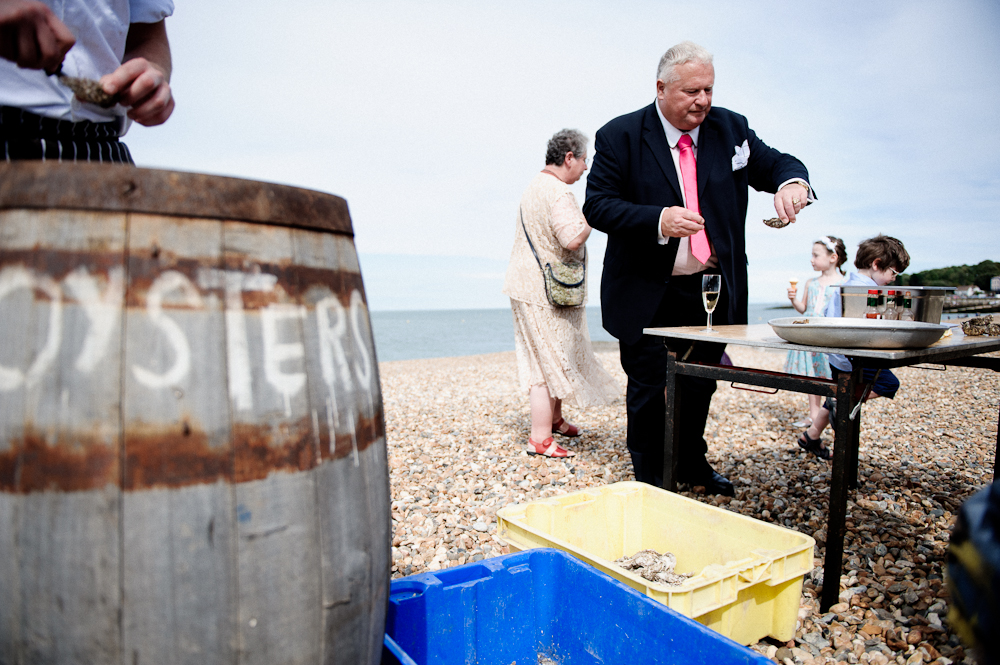 Whitstable Wedding pictures