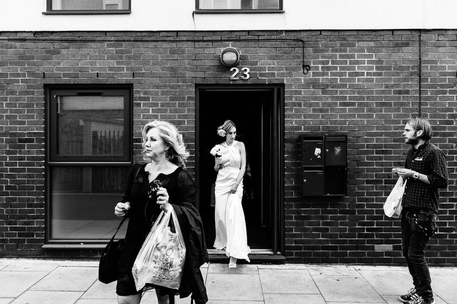 Wedding Photography at Islington town hall 004