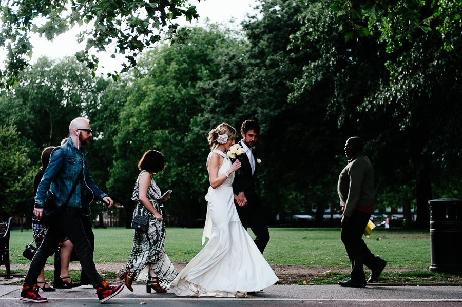 Wedding Photography at Islington town hall 010