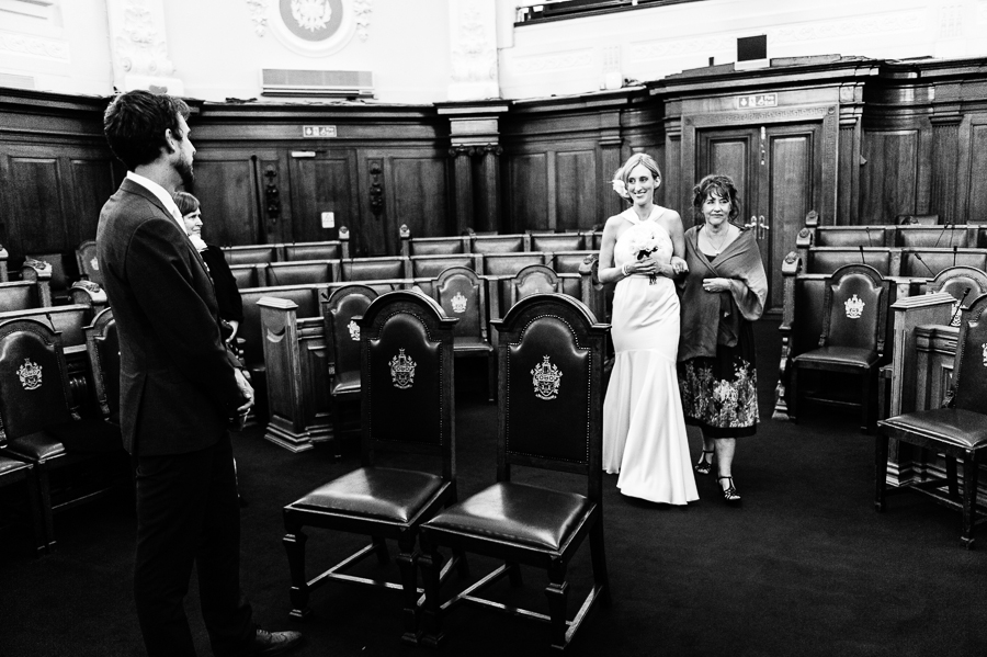 Wedding Photography at Islington town hall 015