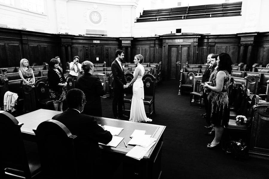 Wedding Photography at Islington town hall 021