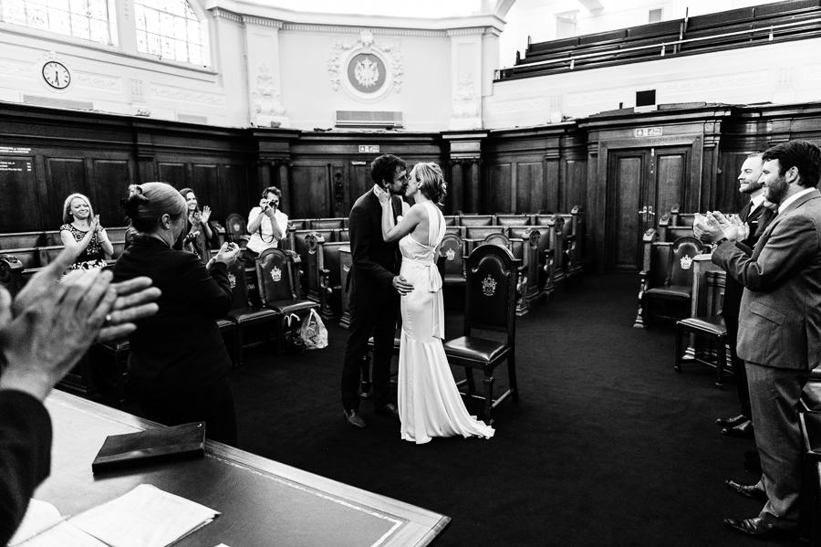 Wedding Photography at Islington town hall 022