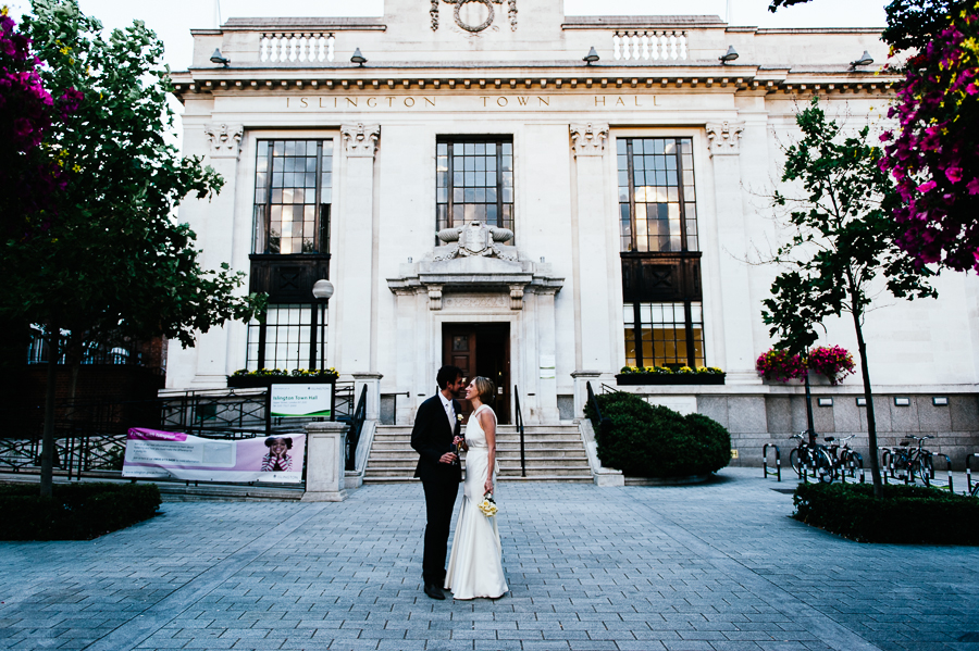 Wedding Photography at Islington town hall 036