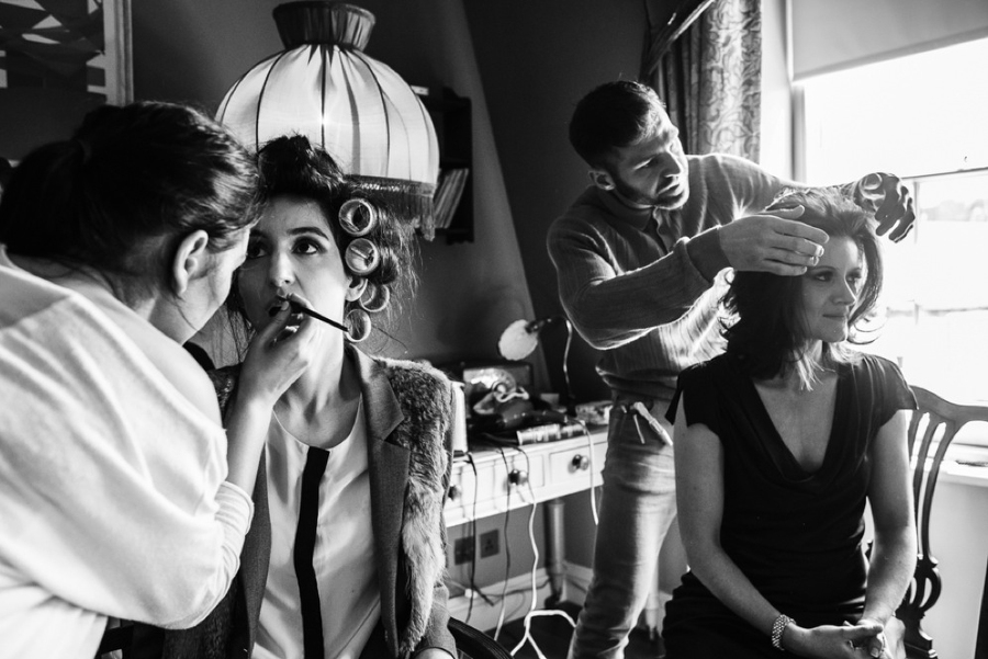 Wedding Photography at The Zetter Townhouse