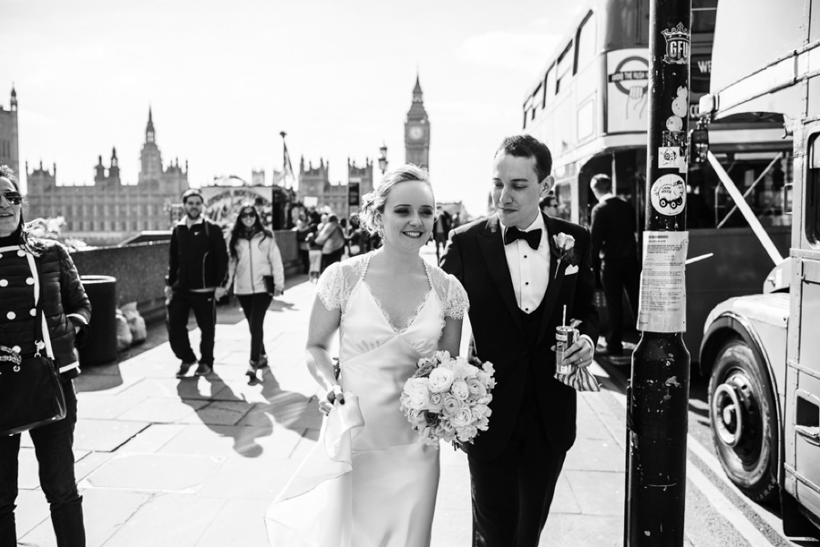 Central London Wedding photography