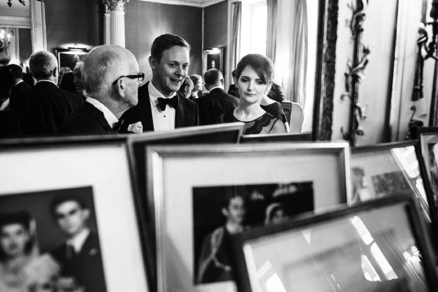 The Savile club Wedding Photography