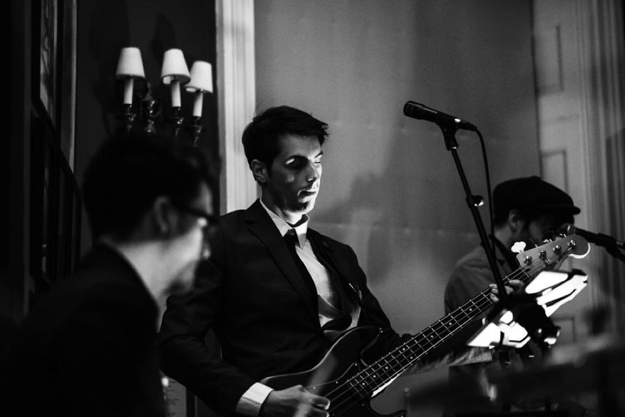 Wedding band in London