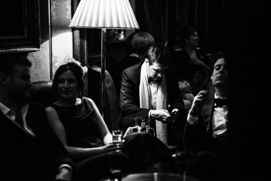 Wedding Photography at the The Savile Club, Mayfair