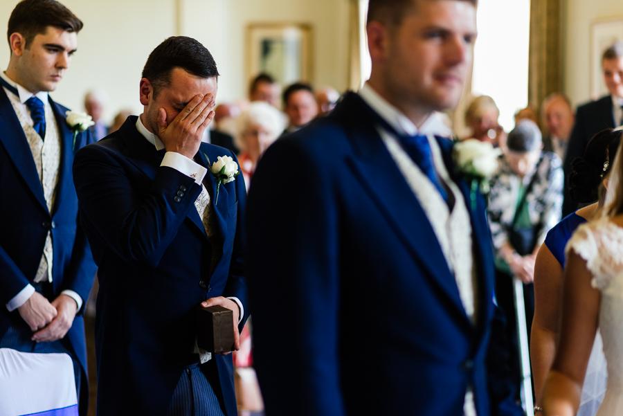 Wedding at Northcote House, Ascot
