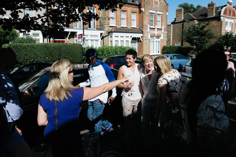 Wedding at Camden Town Hall, London